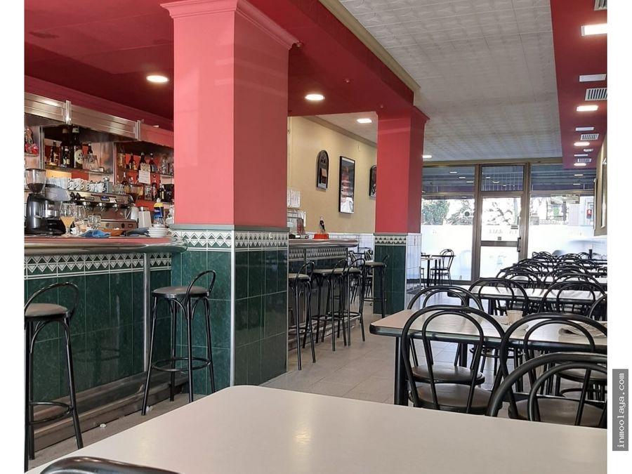 venta bar cafeteria c2 mixto con terraza privada en granollers