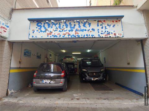 venta de local comercial taller de coches en nou barris