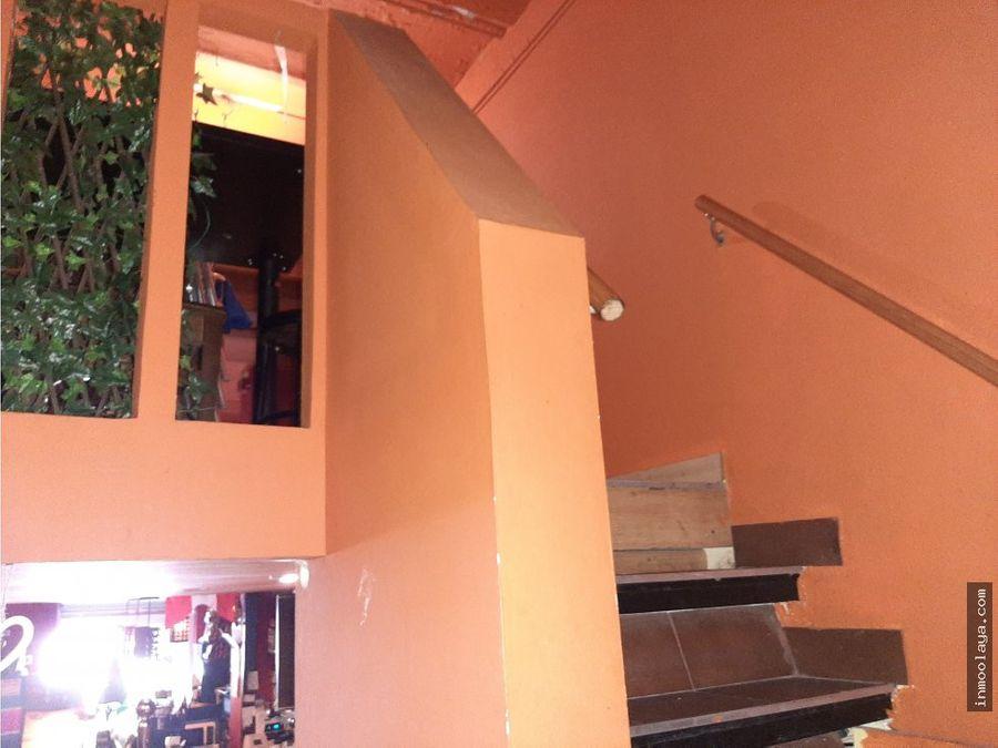 traspaso bar c2 mixta con terraza camp de larpa