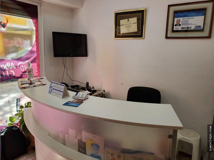 traspaso de clinica dental en nou barris