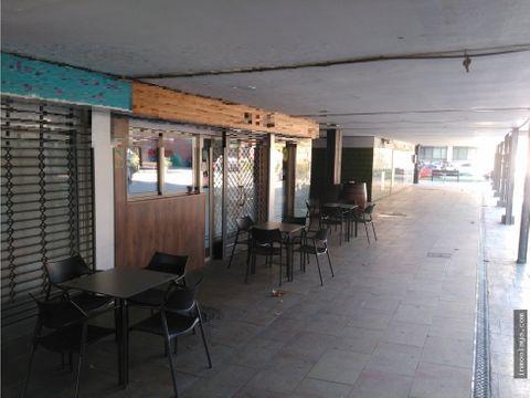traspaso bar restaurante en molins de rei con terraza