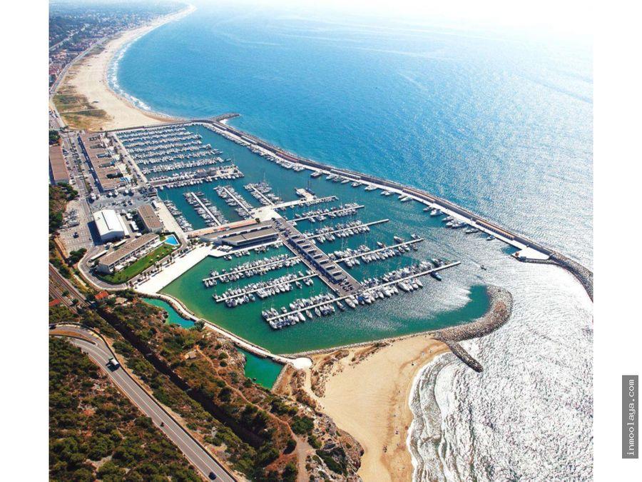 traspaso de complejo hostelero en port ginesta
