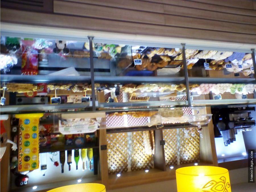 traspaso pasteleria cafeteria en terrassa