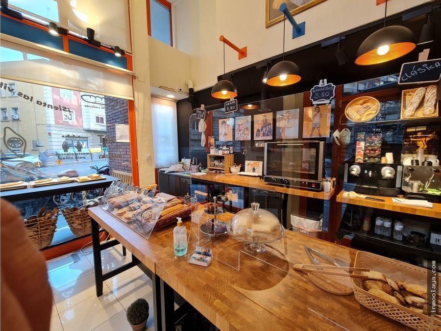 venta local panaderia esquinera en sant gervasy