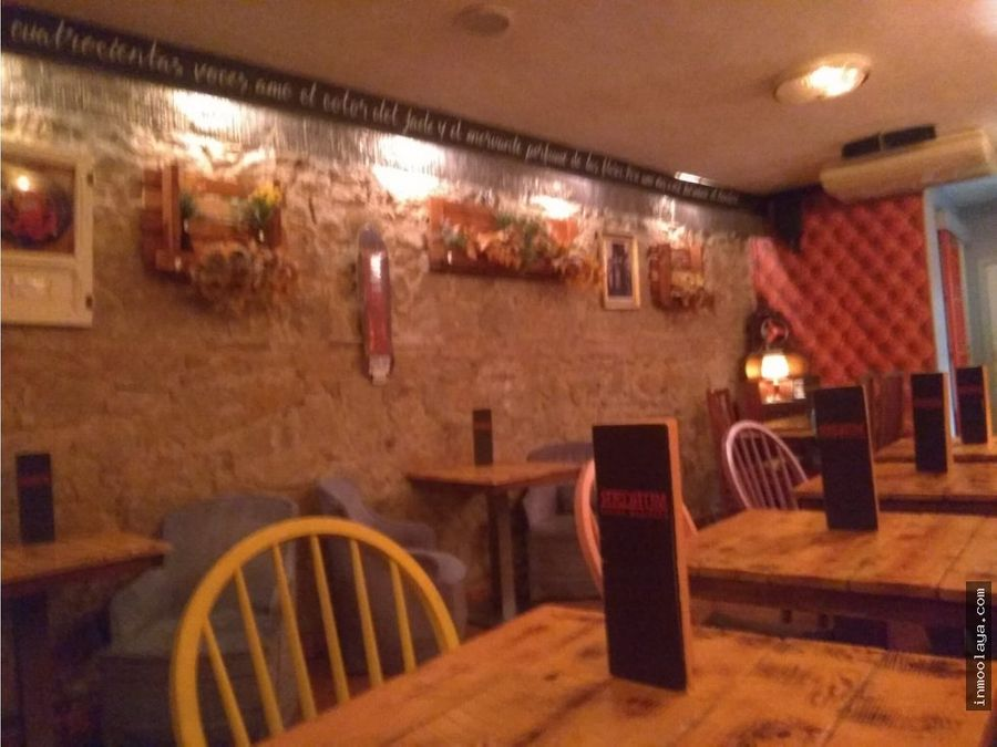 traspaso bar restaurante c3 en poble sec