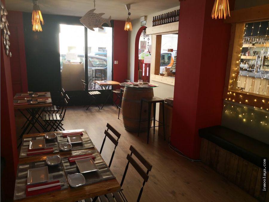 venta restaurante c2 en camp de larpa