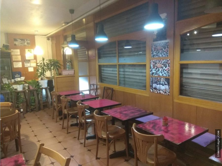 traspaso restaurante c3 en sants