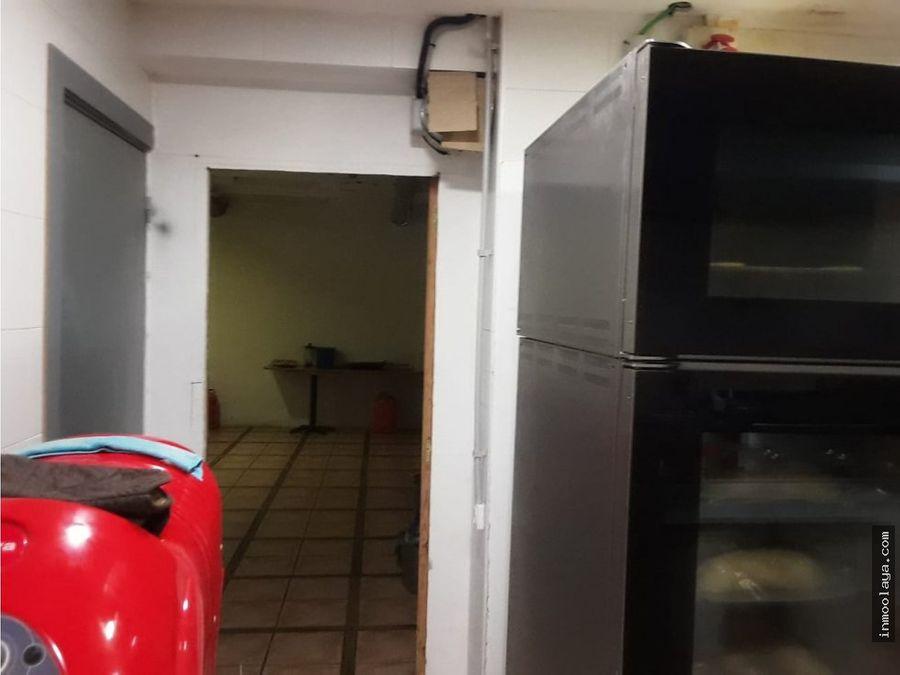 traspaso panaderia hospital clinico