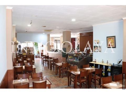 traspaso bar restaurante en ripollet
