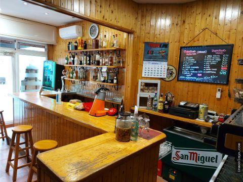 traspaso bar restaurante con terraza en molins de rei