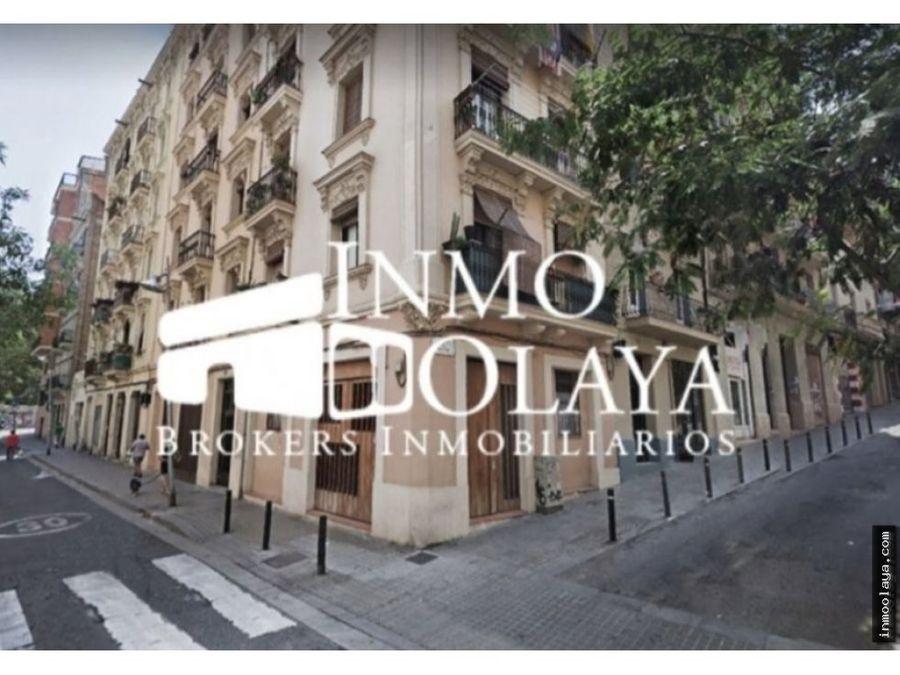 piso en venta en poble sec barcelona
