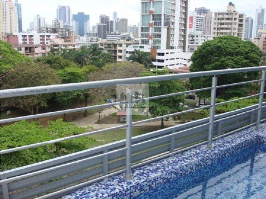 230k f moderno apto amueblado en ph park city