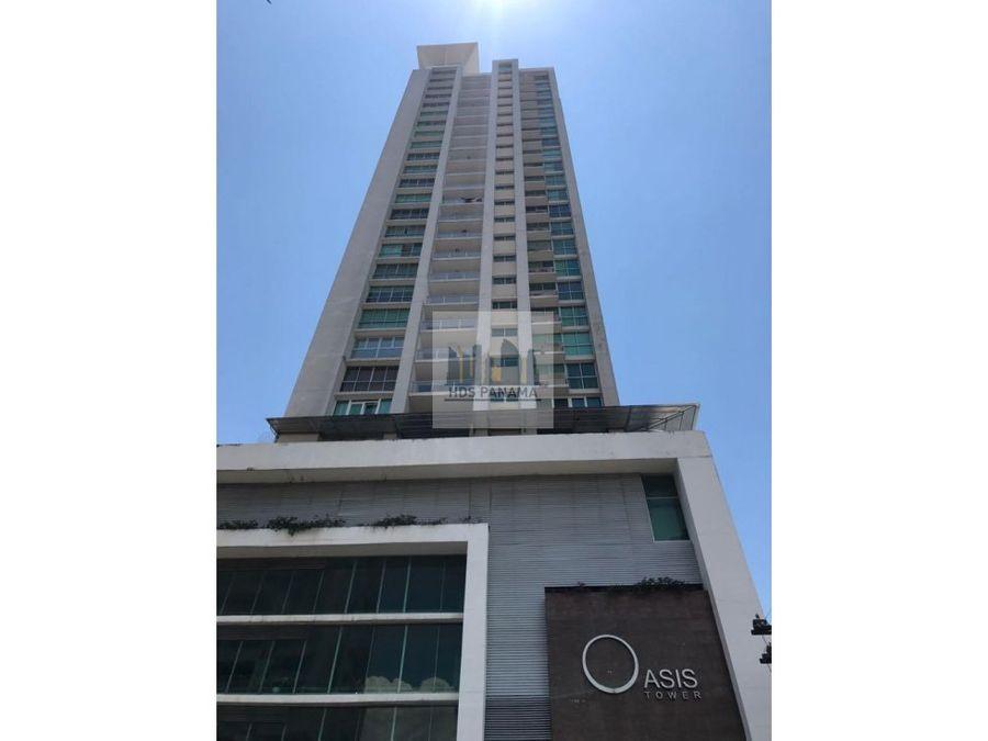 150k f moderno apto en ph oasis tower