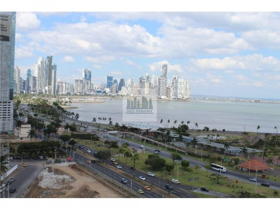 115k precioso apto en piso alto ph bay view