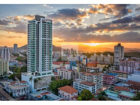 acogedor y moderno apartamento para estrenar en bella vista