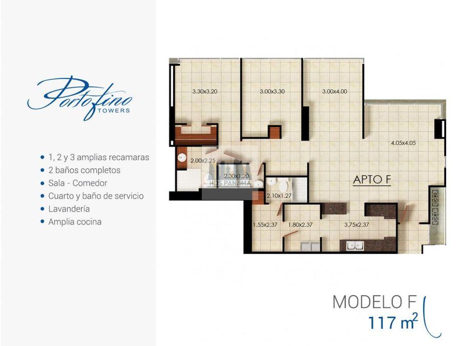 312k f promo especial apto en portofino towers