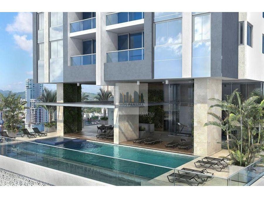 225k moderno y elegante apto ph the balcony