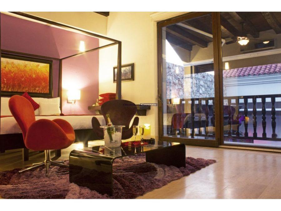 venta casa boutique en centro historico cartagena