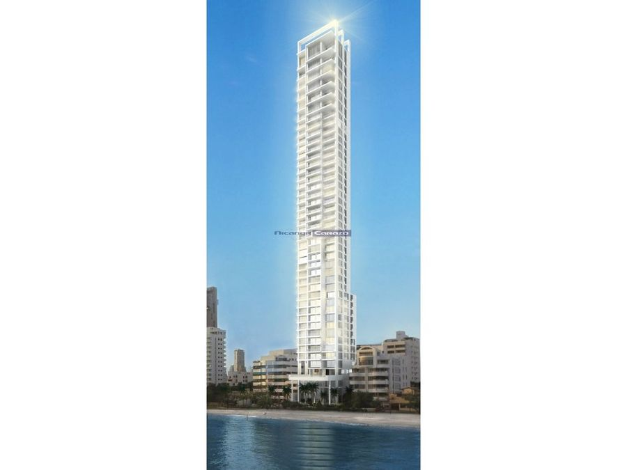 proyecto edificio one apartamentos castillogrande cartagena