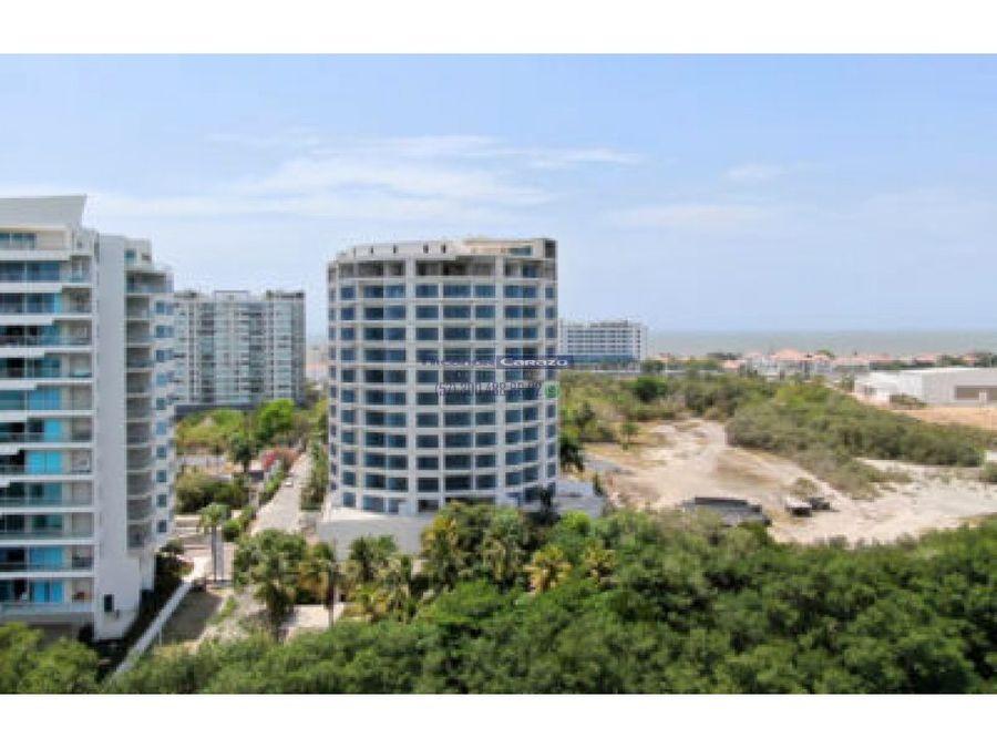 venta cesion apartamento en edificio solei en cielo mar cartagena