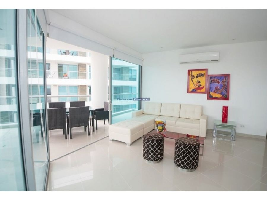 venta apartamento en edificio seaway sonesta en la boquilla cartagena