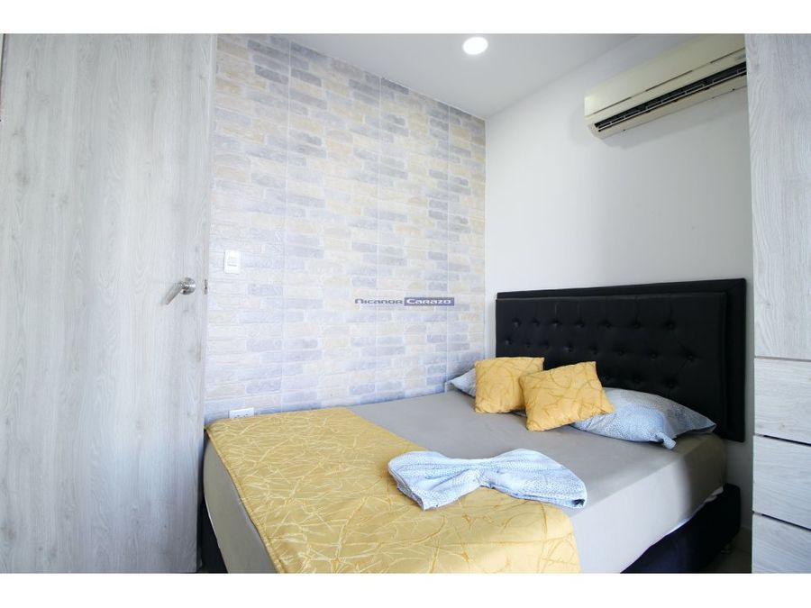 vendemos apartamento de renta vacacional cristoforo en cartagena