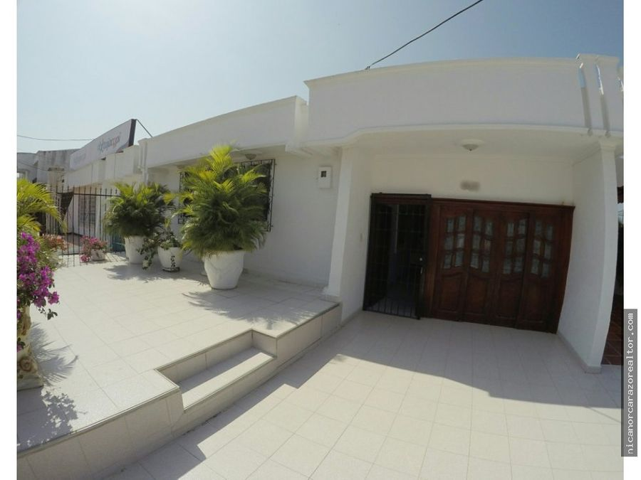 vendemos casa en santa lucia cartagena de indias