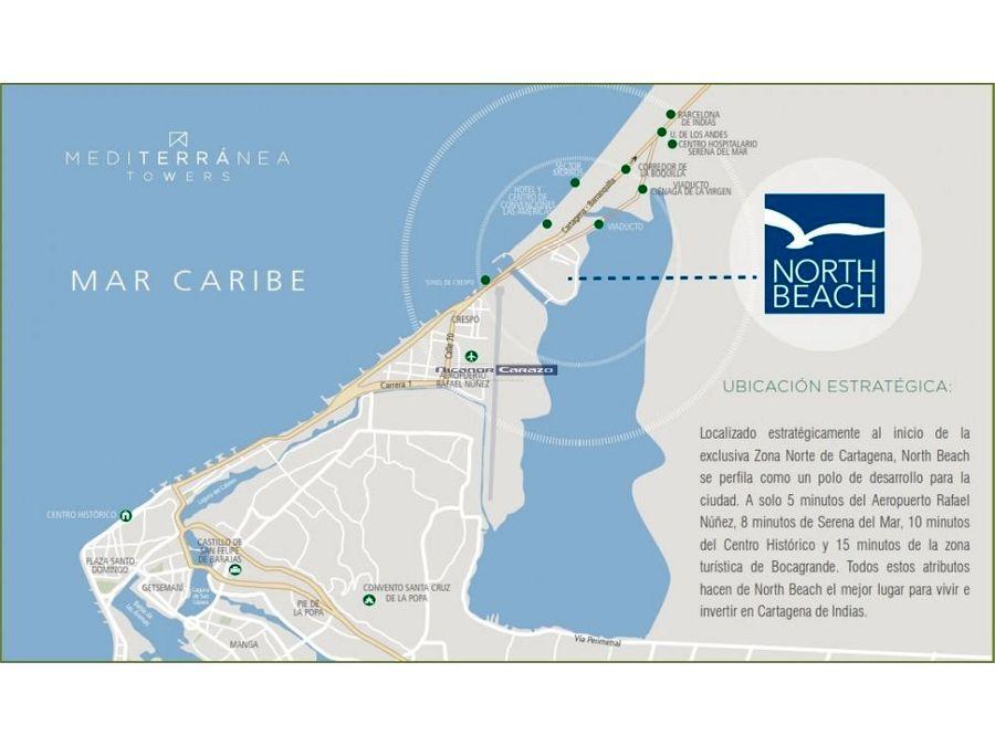proyecto mediterranea towers cartagena de indias