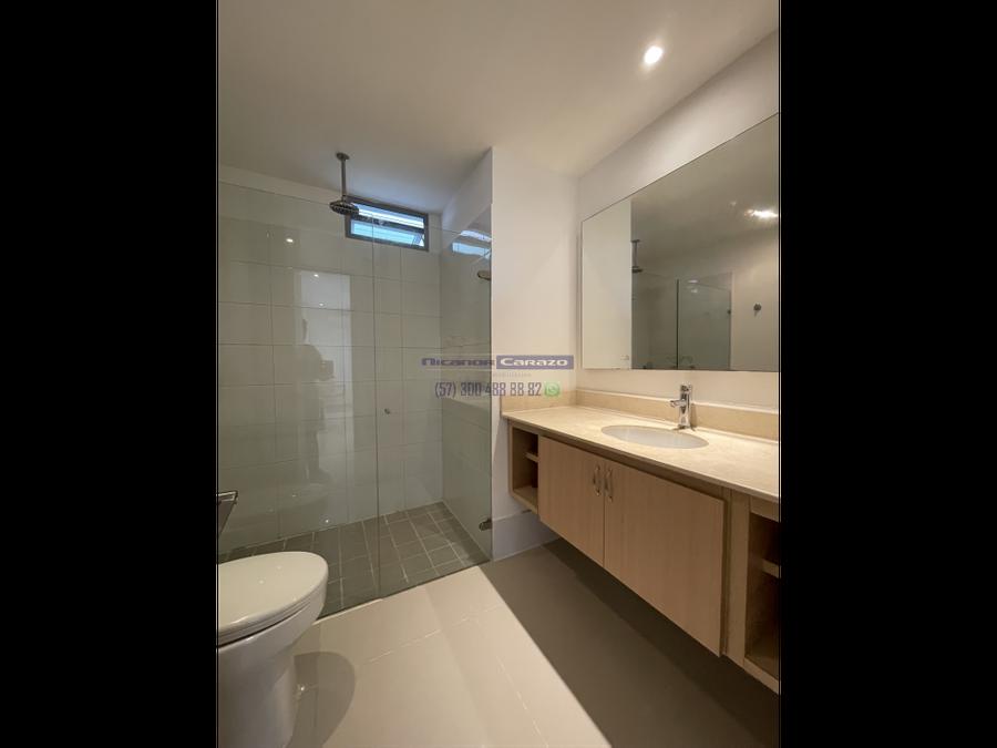 venta apartamento 2 alcobas en condominio beach club crespo cartagena