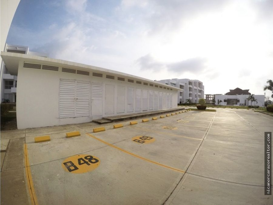 venta apartamento de 1 habitacion en puerta de las americas cartagena