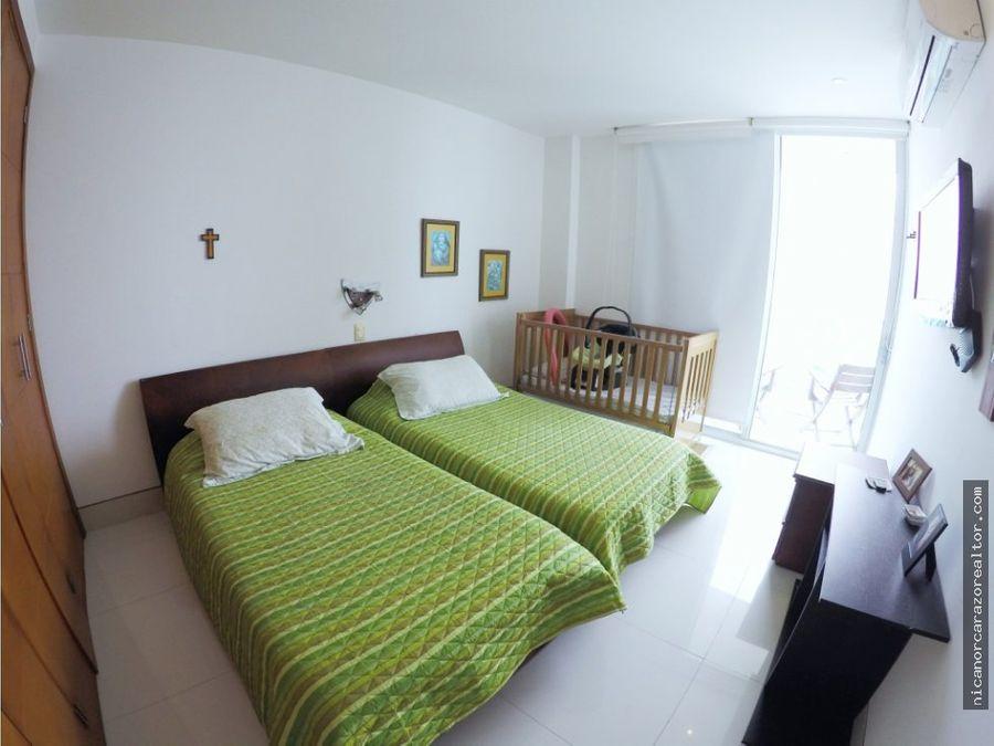 venta de apartamento en terrazas del mar cartagena