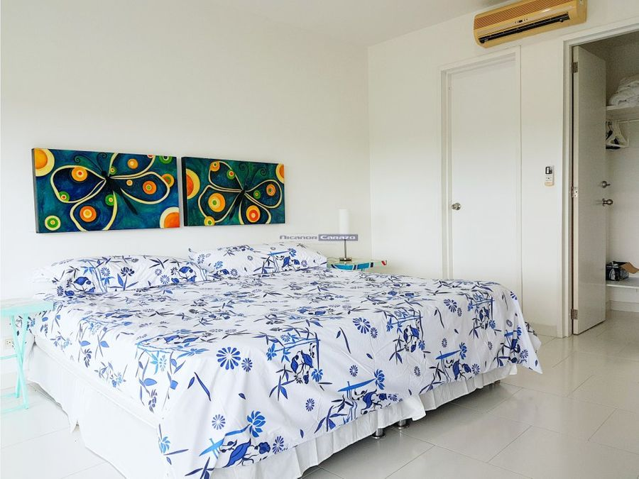 vendemos apartamento de 1 habitacion en morros 3 cartagena