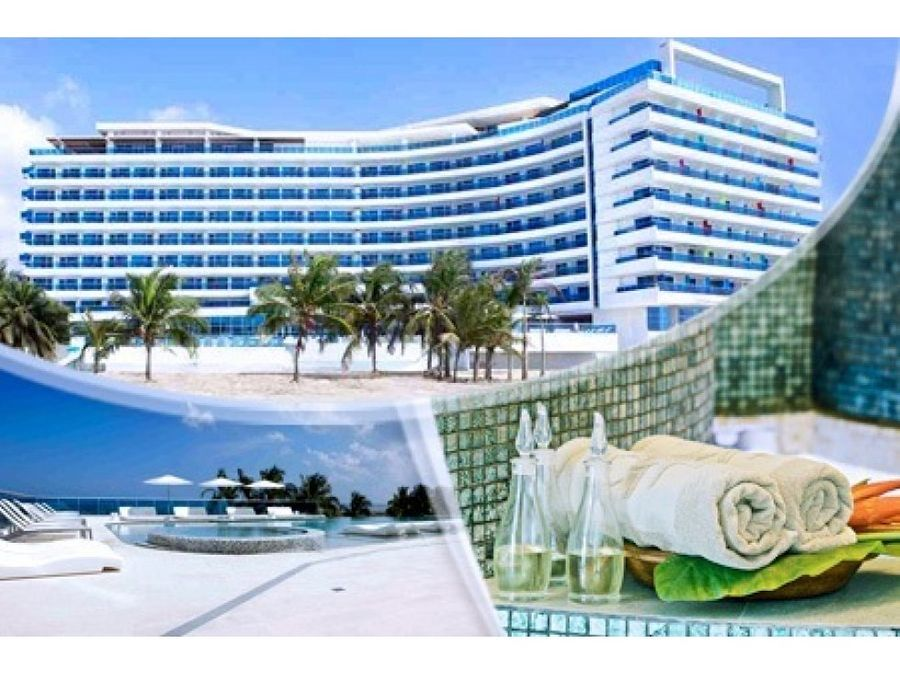 venta de suitehotelera en hotel las americas cartagena de indias