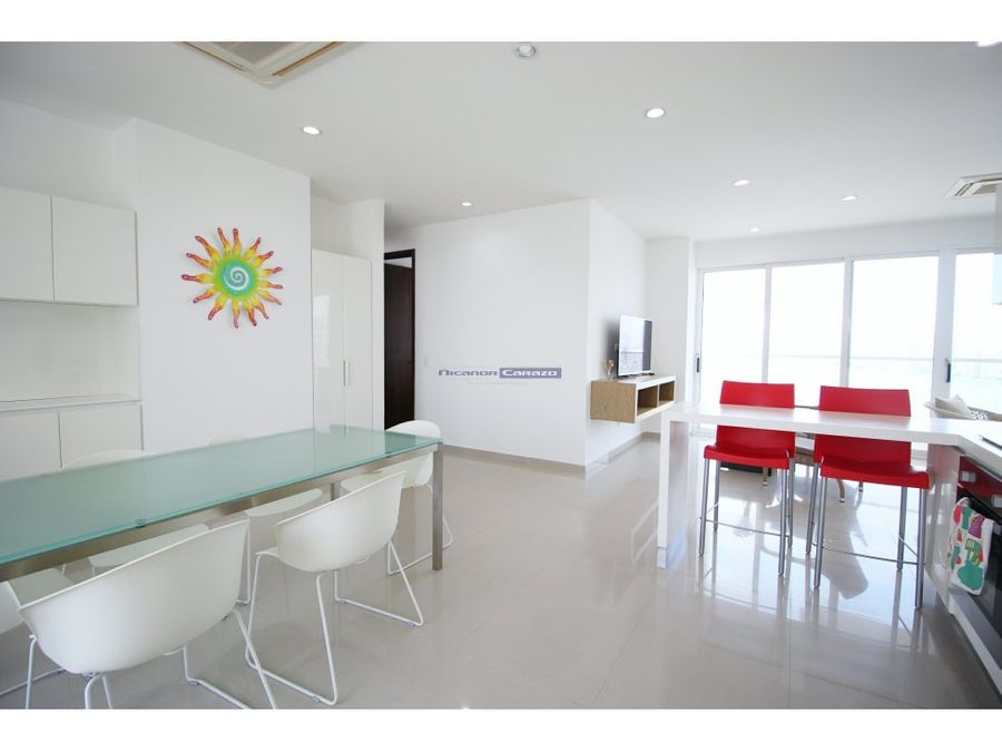 vendemos espectacular apartamento manga cartagena