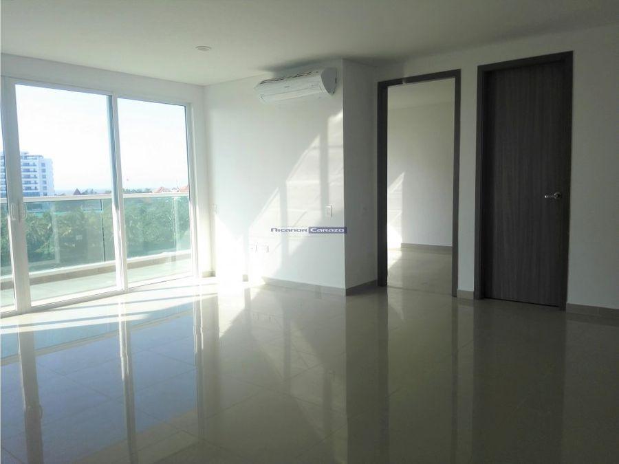 venta apartamento dos alcobas cielo mar cartagena