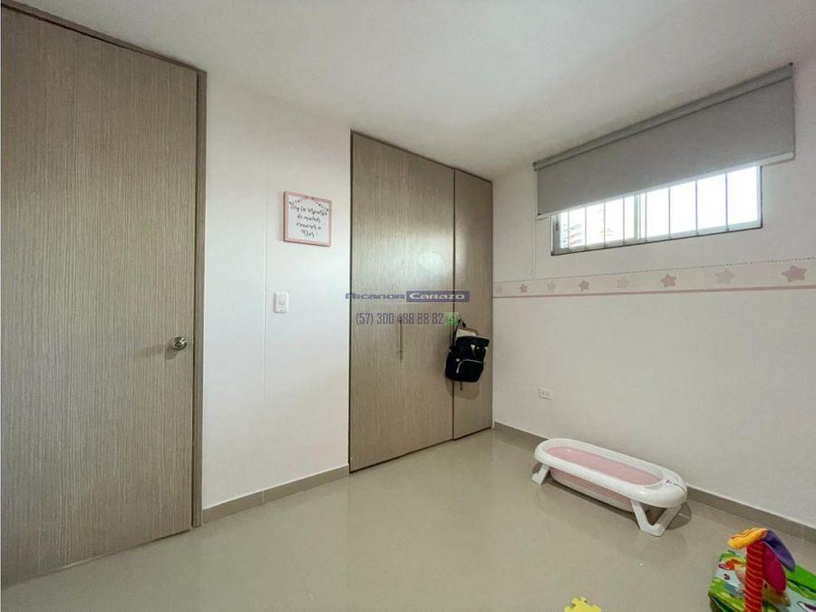 venta apartamento 2 alcobas en santa monica torre elite en cartagena