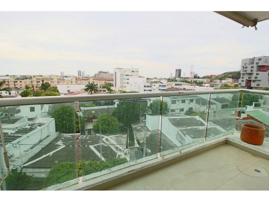 venta de apartamento en pie de la popa cartagena