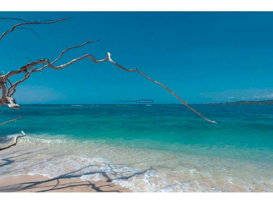 proyecto calablanca isla de baru cartagena de indias