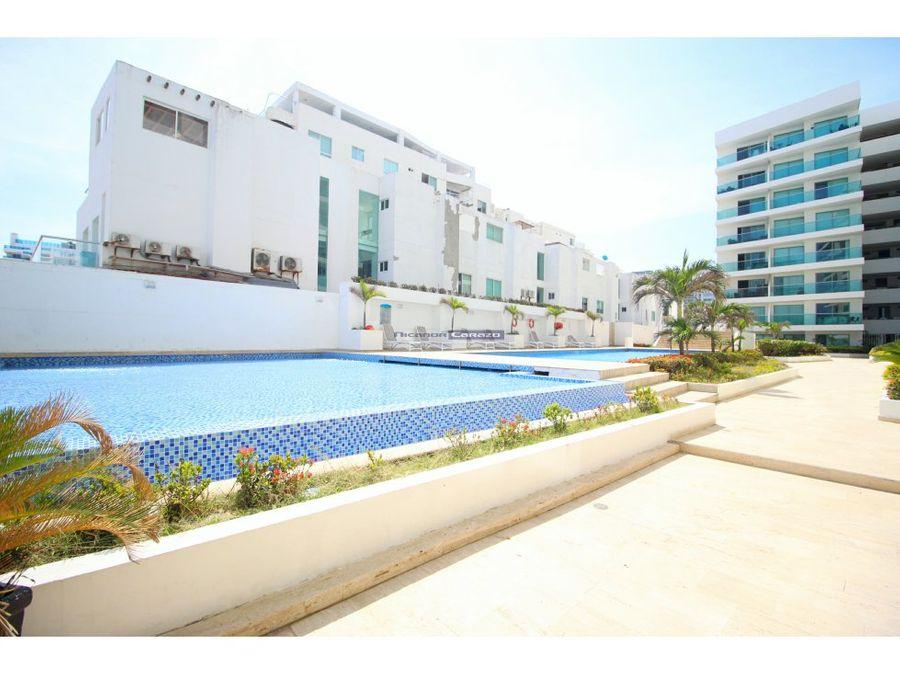 vendemos apartamento 2 alcobas cielo mar cartagena