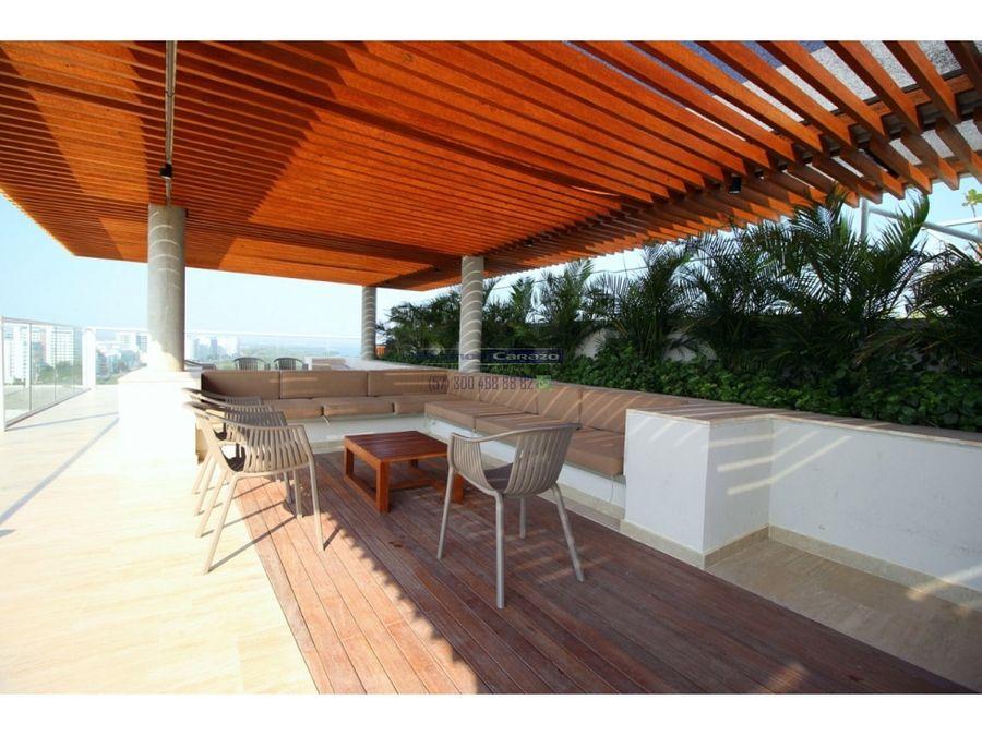 en venta apartamento 2 alcobas en cielo mar martinique en cartagena