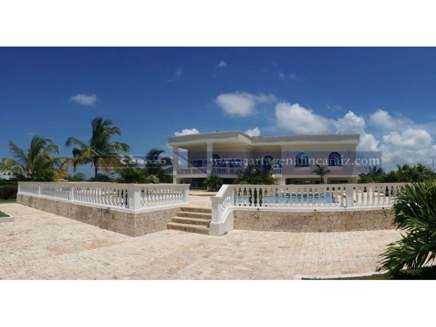 en venta lote en condominio de playa cartagena