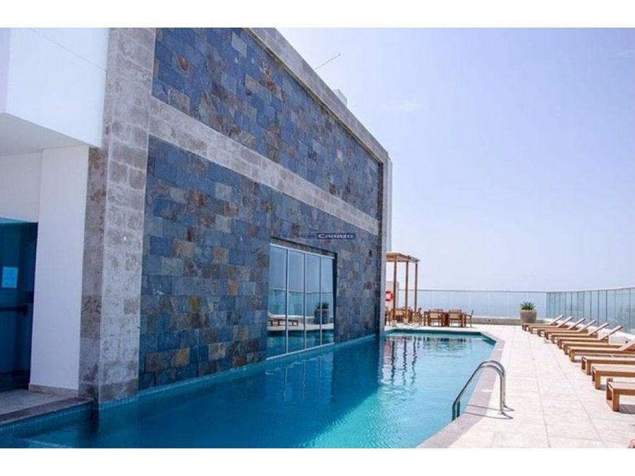 vendemos apartamento 2 alcobas palmetto beach cartagena de indias