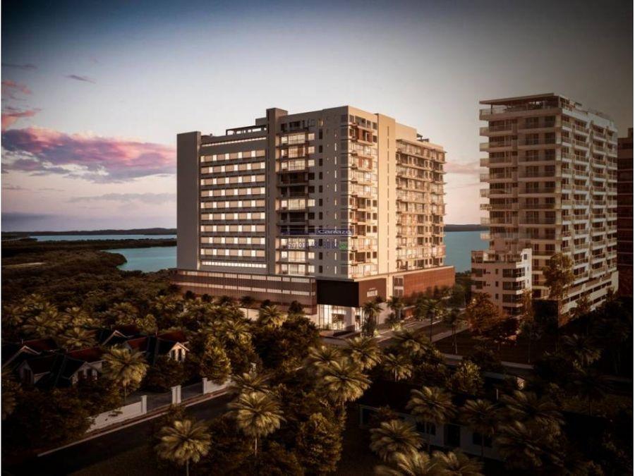 proyecto edificio basilio cielo mar cartagena de indias