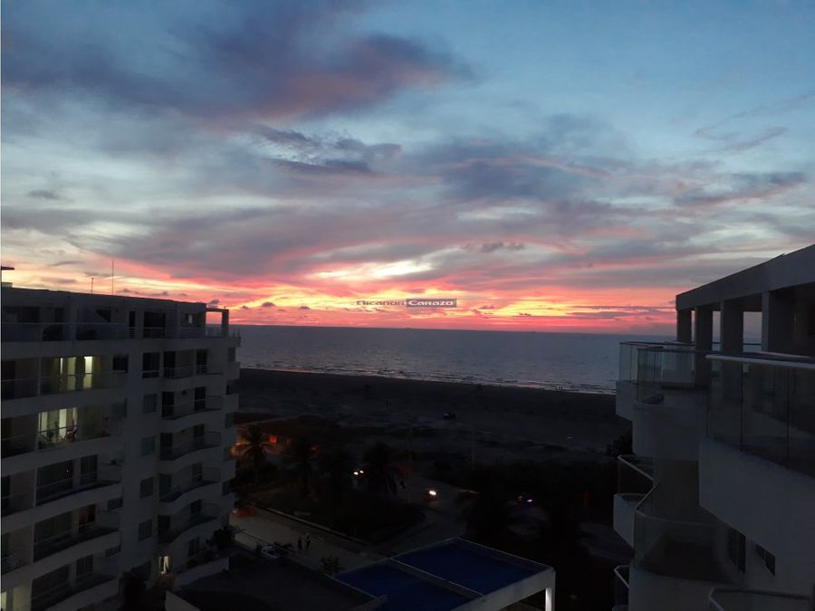 venta apartamento 3 alcobas en edificio brisar del mar en cartagena