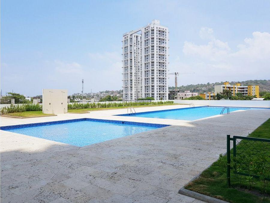 venta apartamento 3 alcobas en marbella cartagena