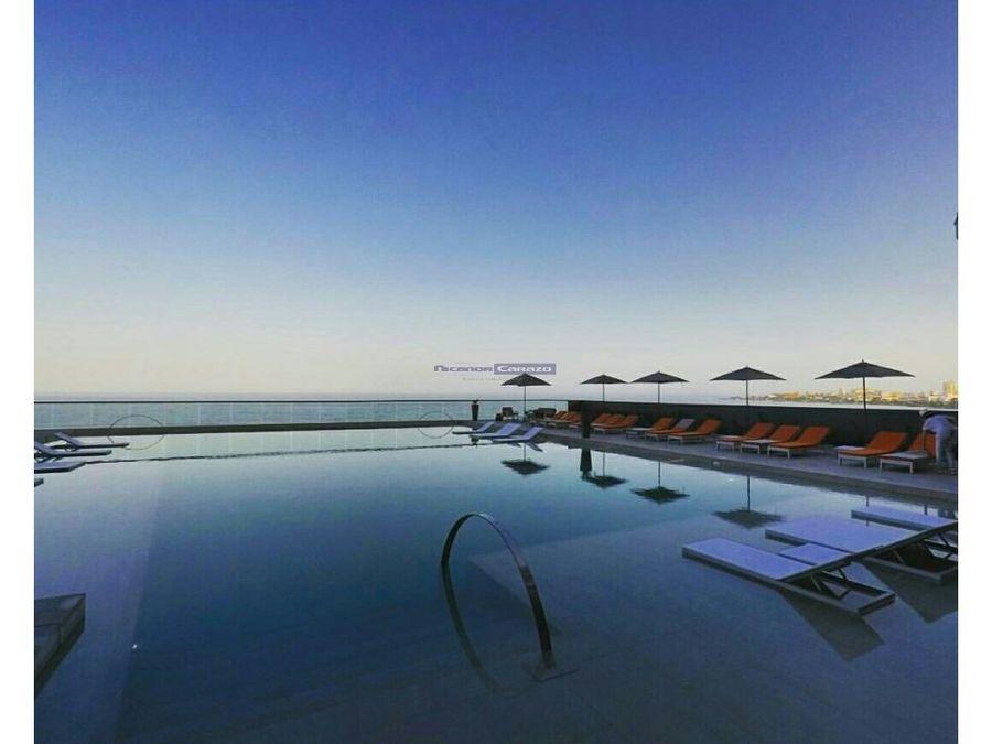 en venta apartamento frente al mar en morros city cartagena
