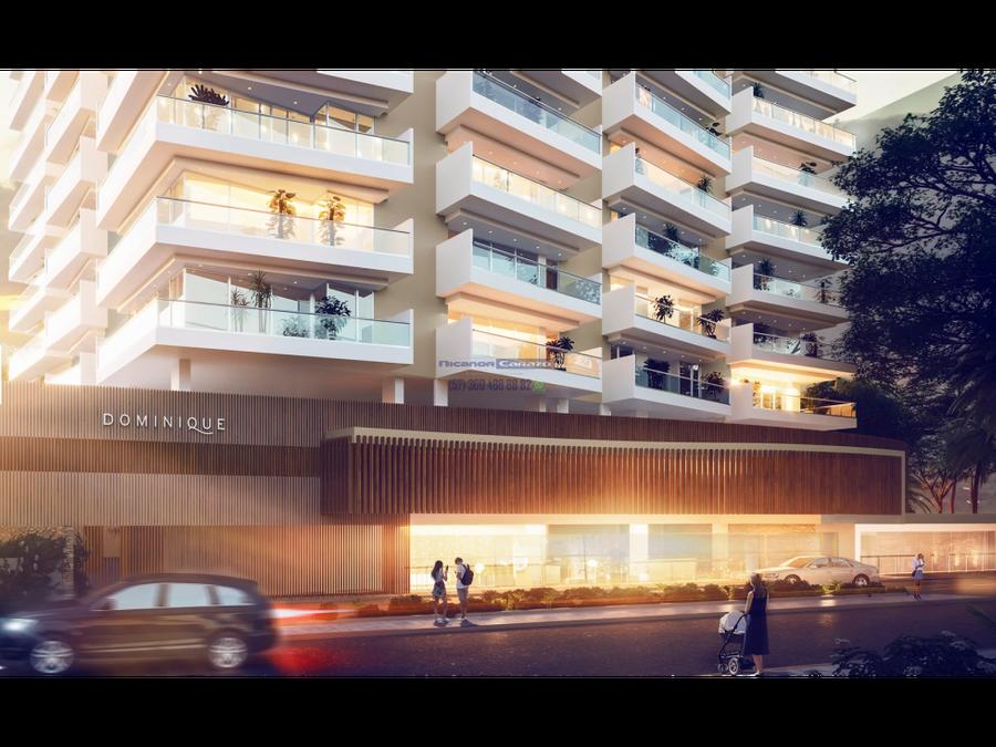 proyecto edificio dominique cartagena de indias