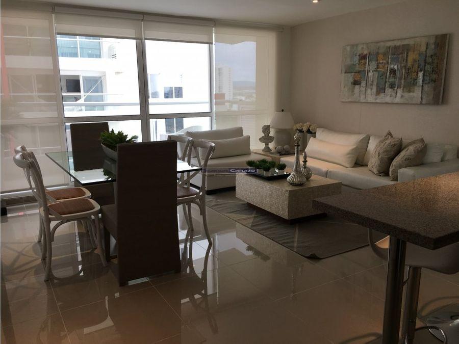venta apartamento en el recreo atlantic cartagena