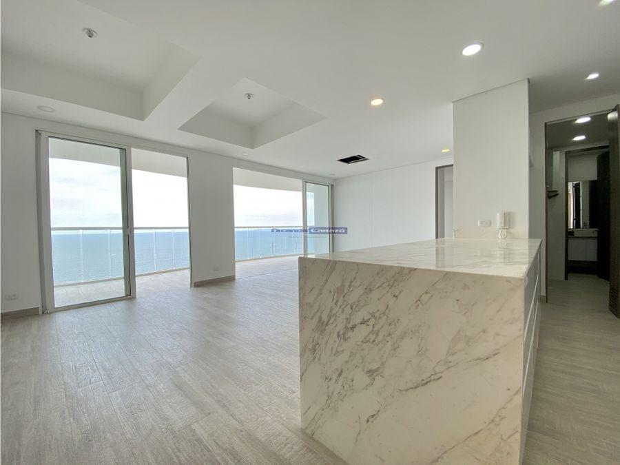 venta apartamento 4 habitaciones estudio en crespo cartagena