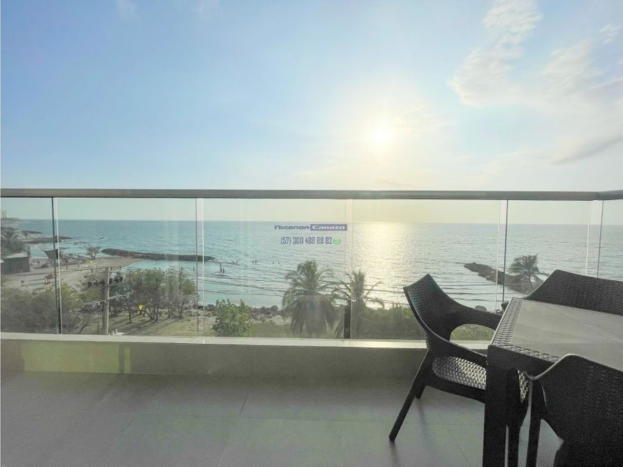 venta apartamento duplex 1 alcoba en murano elite bocagrande cartagena